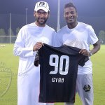 Gyan returns to UAE after Al Alhi loan deal https://t.co/qRuQkIQ5ha https://t.co/YIOTpikkW9