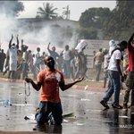 A chaque élection africaine, on espère ne plus voir ce genre dimages. Et pourtant, ça continue. #Gabon #SMH https://t.co/t7l1IkuOX6