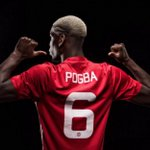 FACT: Paul Pogba shirt sales have now surpassed £190m in just three weeks since he rejoined Man United. Insane! https://t.co/uCiijz8rZ3