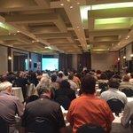 Salle comble à Montréal pour la consultation publique de la #SHQ sur le #logement social #polqc #polmtl https://t.co/FlPW7FlYQ7