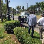 Dos hombres fueron baleados frente al centro comercial Plaza Mayor #León https://t.co/Vt7PL6cWPa