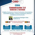 El Alcalde de Jun en #Xalapa. Curso COMUNICACIÓN 3.0, inscríbete hoy y obtén un descuento. #MKT #Veracruz https://t.co/DnYxx8gkMu