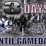 3 Days Until Gameday! Make sure to come out and support the Fighting Bees! #FightingBees #Beenation https://t.co/EiiP6gxTxr