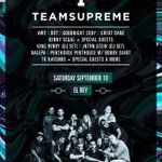Team Supreme returns just in under two weeks at the El Rey... grab tix --> https://t.co/VH3CPiP9Ee https://t.co/GQvPxnL8Xr