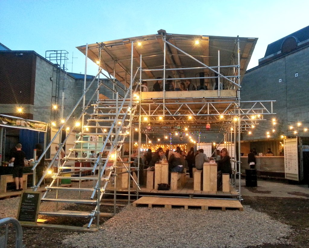 This Fri/Sat we open up @HawkerYard for one more pre-launch #streetfood party!! Some amazing new traders coming... 😃 https://t.co/kaD75W8pXd