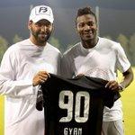 Asamoah Gyan seals loan move to UAE's Al Ahli [See VIDEO + PHOTOS] https://t.co/4QOuUfTHdH https://t.co/PlO4Nnwqw6