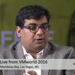 Sachin, talk about the non-disruptive upgrade model. #CUBEgems @StorSC @nutanix @VMworld #VMworld #theCUBE https://t.co/ieXNTrqgPI