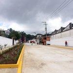 Hoy inauguramos la reconstrucción de pavimento hidráulico sobre la Av. Orizaba y la calle Francisco Vázquez. #Xalapa https://t.co/cxwpa9xAjO