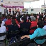 Sria. @GeraGarcia04 preside Entrega de Vestuario para trabajadores de la #SSH // @gobiernohidalgo https://t.co/LA1LZ78bYD