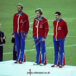 Jeux #Olympiques de #Montréal 1976 #Pentathlon Équipe, Grande-Bretagne Médaillée dor https://t.co/7qKxnyfHSO
