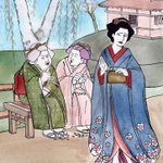 Смотри, тян идет В кимоно коротком Юдзё наверно https://t.co/X6dpbFbF6s