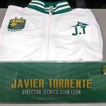 En espera de nuestro nuevo entrenador. Hoy inicia la era de Javier Torrente al frente de #LaFiera. #DaleConGarra https://t.co/9xgoacRxaa