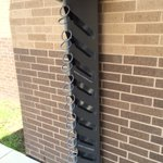 Skateboarders, these are for you. Racks on East & West sides of bldg. Bring a lock. #TaylorPride247 https://t.co/eONJmGZnGH