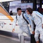 #Eliminatorias | [VIDEO] Imágenes de la partida de @Uruguay a Mendoza en el Aeropuerto de Carrasco. https://t.co/cTSnHhnNv3