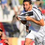 JARDINES: Gol de Danubio, otra vez Juan Manuel Olivera, que lo da vuelta 2-1 ante Nacional. Van 13 del complemento. https://t.co/M9macbCgKt
