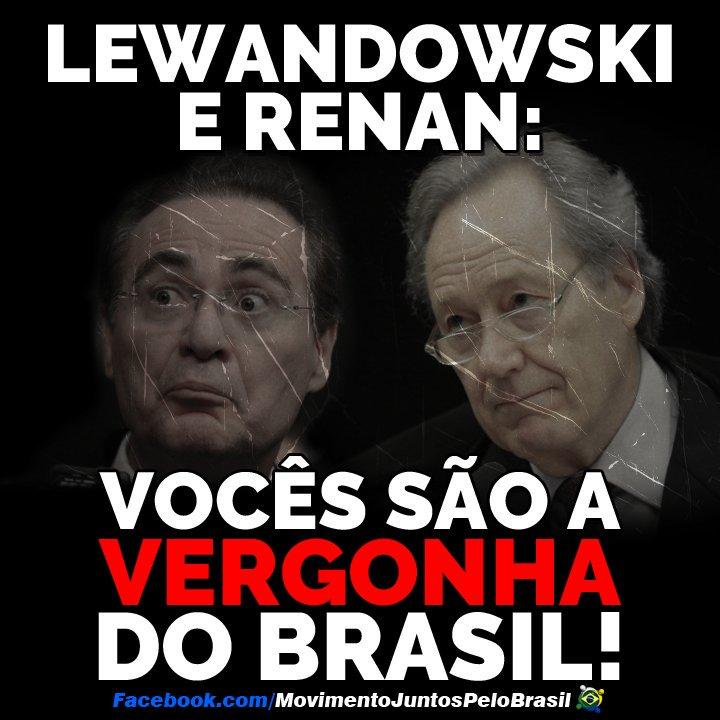 Agora o Brasil