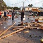 Images du #Gabon ce soir... #Gabon2016 https://t.co/5XjQj56XwF