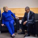 Obama y Hillary después de la rueda de prensa de EPN y Trump https://t.co/ht15ZU8Wzd