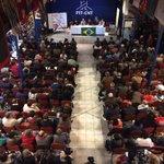 Comienza el lanzamiento de la Jornada continental por la democracia con la presencia de José Mujica https://t.co/EFO0e7jO6H