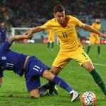 Australsk landsholdsspiller på plads i AGF. Velkommen til @chrisikonomidis! https://t.co/JSO0xuoPVF