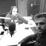 Acá con Gustavo Rey, gran hincha de @mwfc_oficial en @Oceano939 @Abrepalabra https://t.co/JOVLKuYIe4