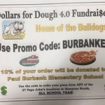 Ordering pizza? Use this code and help us earn $$!! @Trina_Francis7 @JamiParsonsjl @HamptonCSchools https://t.co/nE89RNCOSj