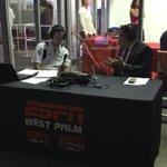 Florida Atlantic Sports Talk live from the FAU Football Kickoff Celebration! @ESPNWestPalm @pat_chun https://t.co/Rkh506zuxd