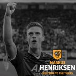 📑   We are delighted to announce the loan signing of Markus Henriksen from AZ Alkmaar 🐯#WelcomeMarkus https://t.co/HGFtHMs3UH