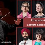 """Th.: """"How Music Could Make the World a Better Place,"""" Provosts Award winner Dr Loewenheim: https://t.co/wIkhphxxYp https://t.co/oxxwXhC3W4"""