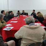 Sesiona el Comité Departamental de Montevideo de @Socialistas90 https://t.co/lolrfpJT4M