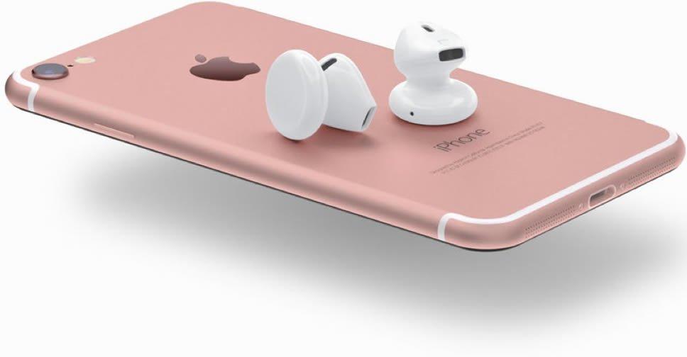 iPhone 7 ไร้ช่องเสียบแจ๊คหูฟังแน่นอน พบ Apple จดเครื่องหมายการค้า AirPods ในรัสเซียแล้ว https://t.co/aq5QooJdxG https://t.co/0RNdCrgJTz
