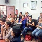 Presentan Agenda Estatal de Juventudes p/ Hidalgo @Esteban_Angeles @guilloperedo #YoPorHidalgo https://t.co/F44WB9tUcf