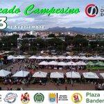 #Todofrescoyrico en #MercadoCampesino próximo sábado 6 am en Plaza de Banderas de #Cucuta @economianorte @noticucuta https://t.co/E4YRcoZof8