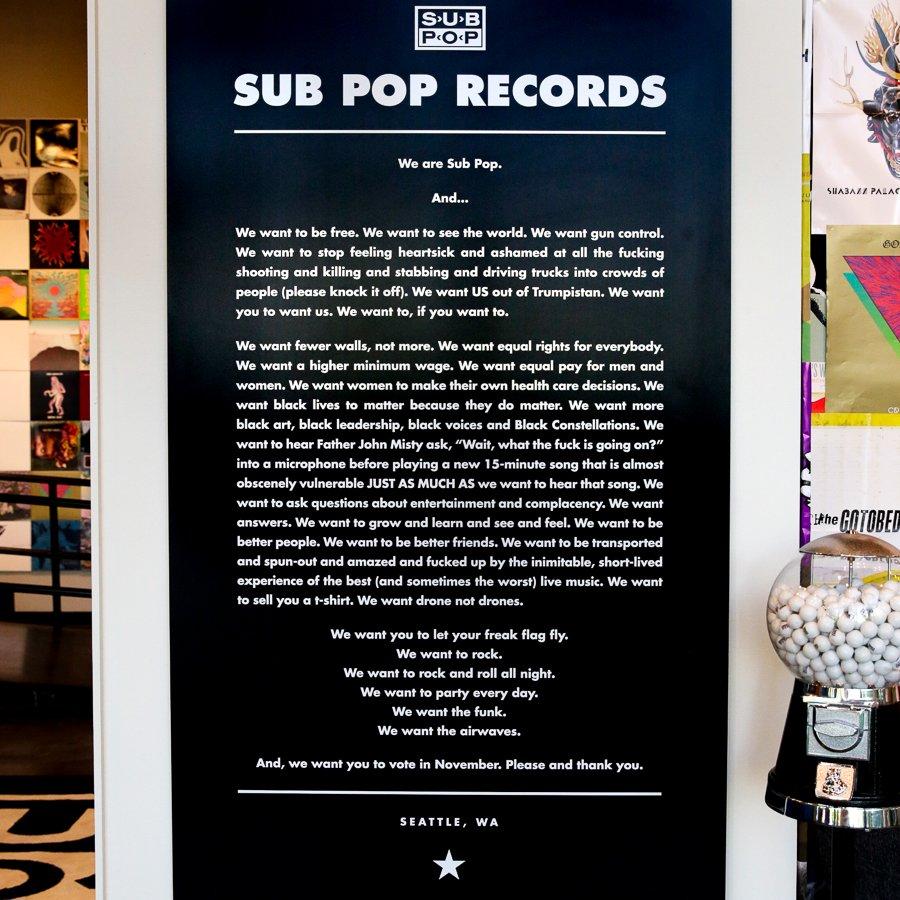 We are Sub Pop... https://t.co/74HAU7Wr4W