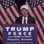 """At Trump rally — Rudy Giuliani and Jeff Sessions are both wearing """"MAKE MEXICO GREAT AGAIN ALSO"""" hats https://t.co/MB2mNRcBc6"""