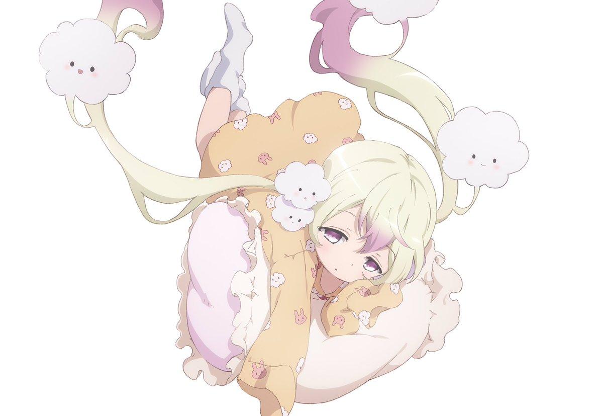 【魔法少女紹介⑩】今回ご紹介する魔法少女、まずは、ぐうたら魔法ニート少女・ねむりん!他人の夢の中に入ることができます。声