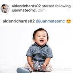 "Tito Alden your reply ba means ""habol ako, baby""? Charot 😅 Love na love mo si Matti 😭😍 @mainedcm #ALDUB59thWeeksary https://t.co/ZJvPfReN73"