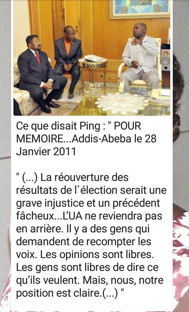 #JeanPing bienvenu ds le monde des non recomptage de voix.