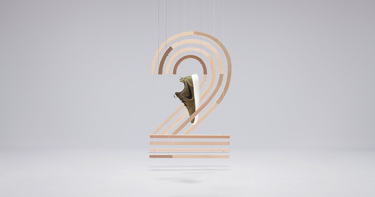 Introducing the brand new @Nike #RosheTwo. Available in select stores now! #TrainerCentral https://t.co/bo3aSFPcr1
