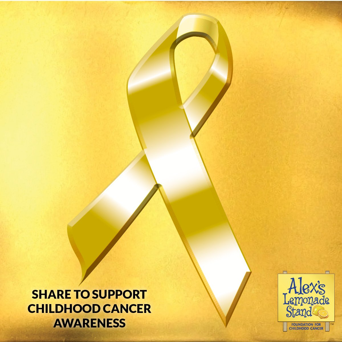 Help us spread awareness this September, Childhood Cancer Awareness Month, by sharing this image. #childhoodcancer https://t.co/yMspavVBwg