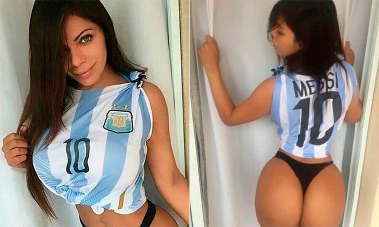 RT @raulbrindis: #NotasDeImpacto Miss BumBum pide ayuda a sus fans para que Messi la desbloquee de Instagram, culpa a la esposa. https://t.…