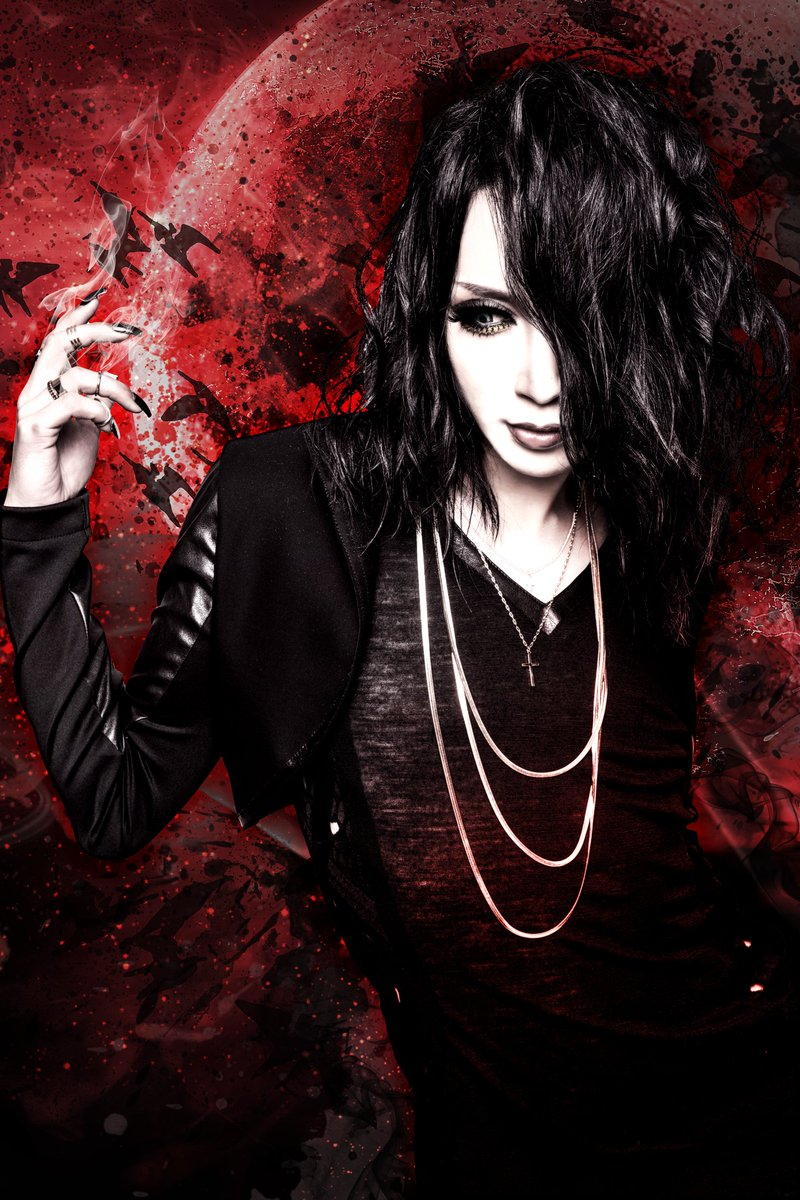 Daichi from NOCTURNAL BLOODLUST 2016 A/W 最新ヴィジュアル https://t.co/o9Z6Y7IZty