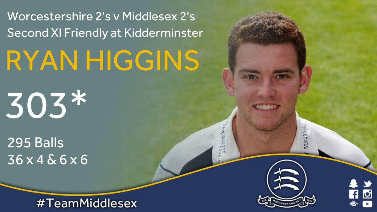 CONGRATULATIONS @ryanhiggins21  JUST INCREDIBLE!!! #TeamMiddlesex https://t.co/ymt4joN8kQ