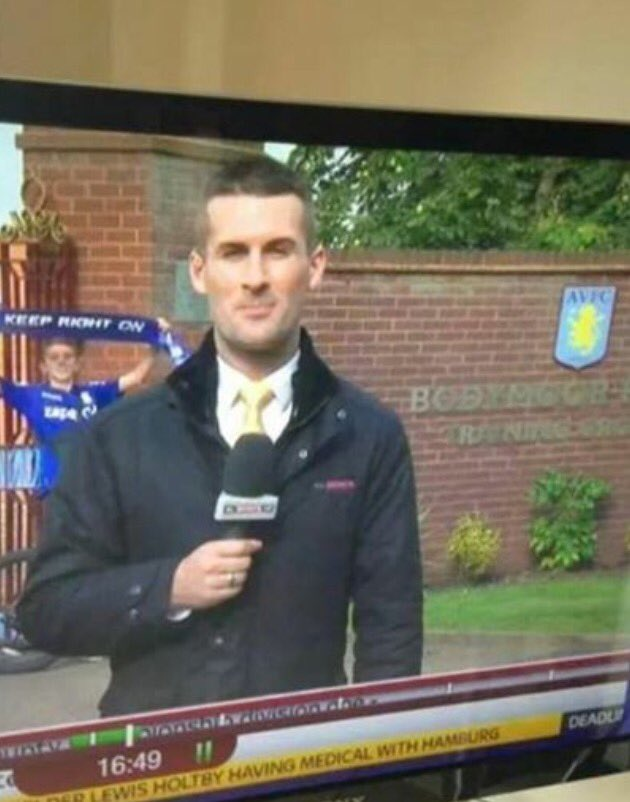 2 years ago this legend of a Bluenose mugged the villa off on live TV #bcfc https://t.co/N7ZxHSgH3D