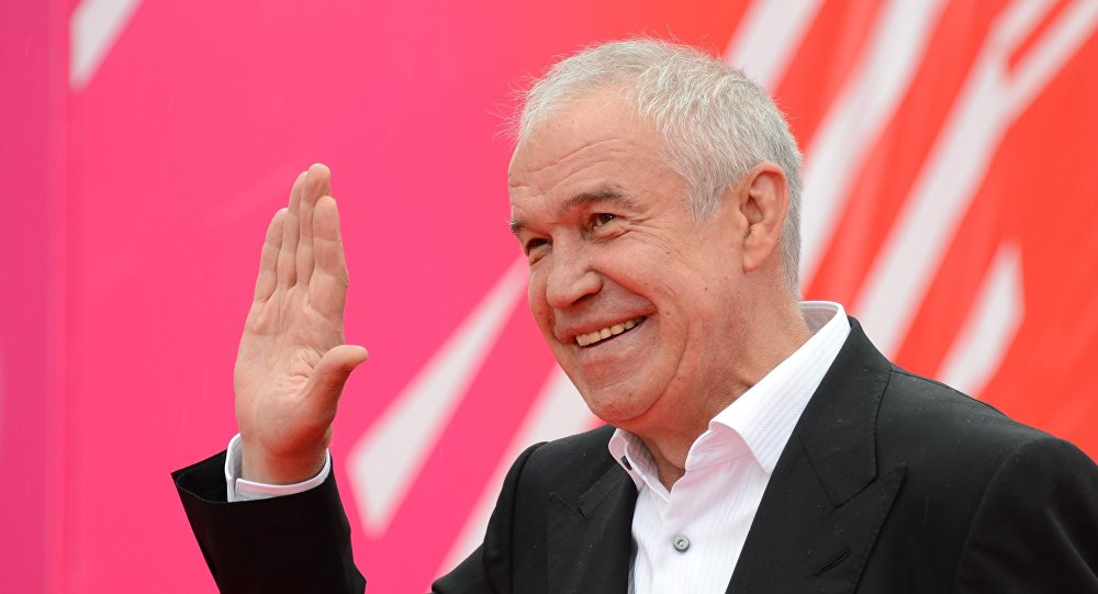 Сергей гармаш фильм 2018
