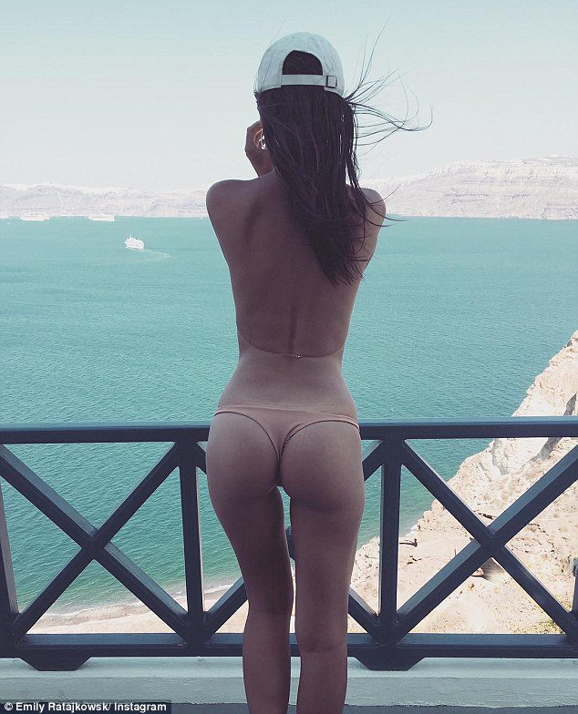 her bottom In