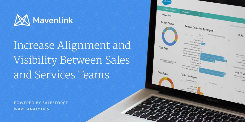 Align your Sales and Services with Mavenlink Wave for Professional Services https://t.co/hcoh6Y5PTR #DF16 #Wave4All https://t.co/q4toFqiEv0