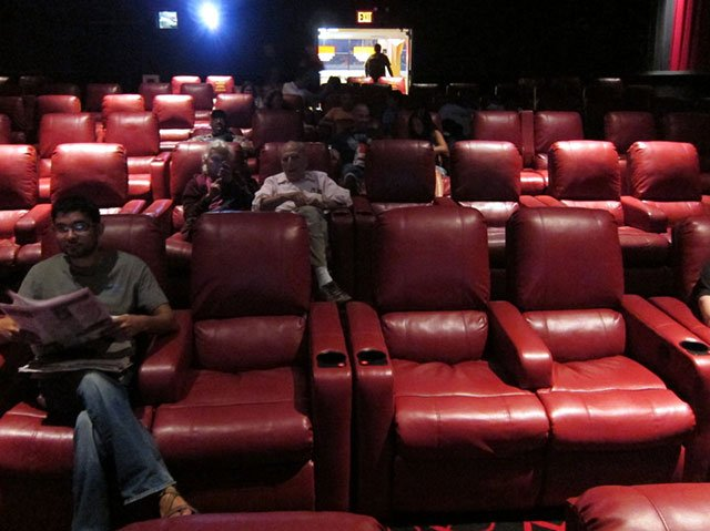 All Manhattan Amc Theatres Will Offer Reserved Seating