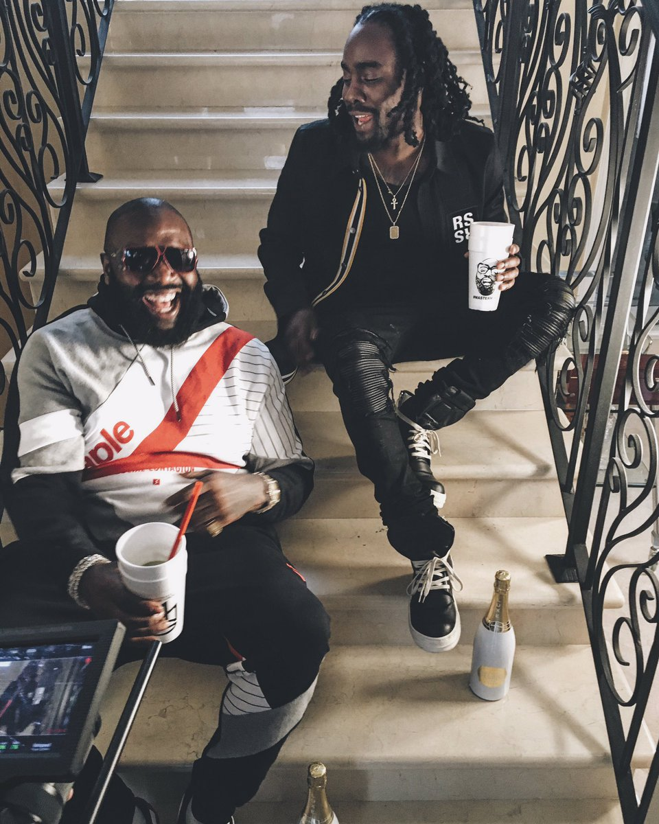 Coming soon. @rickyrozay x @wale | Directed by #JonJvisuals https://t.co/TiJrbaYIji