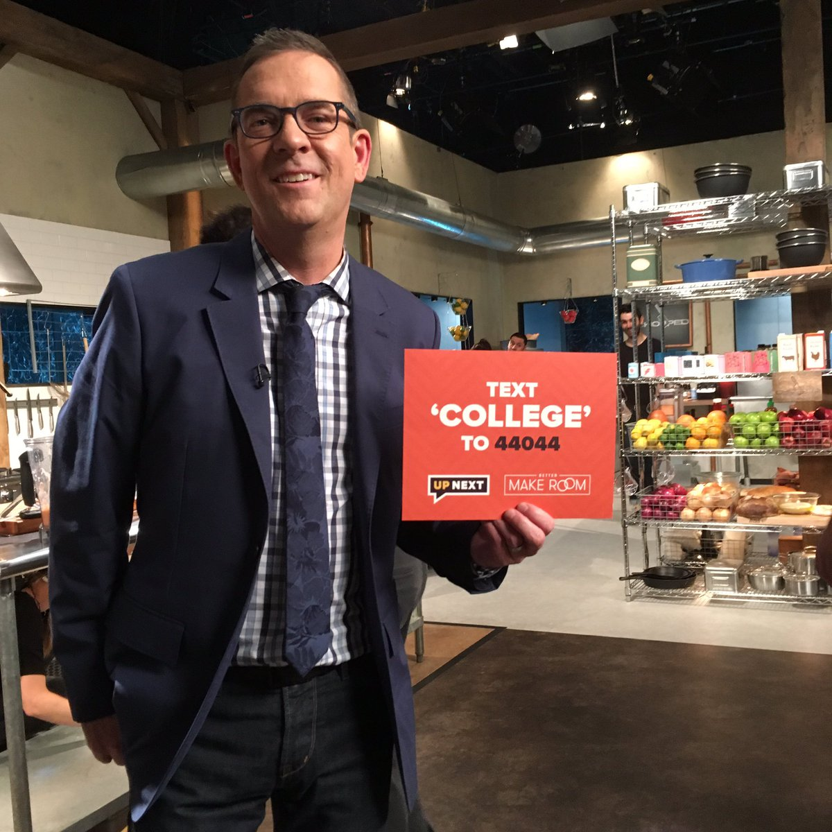 From @Purdue to a dream job—college opens worlds! Text COLLEGE to 44044 for tips on getting a degree #BetterMakeRoom https://t.co/HEvSuIJ1hd